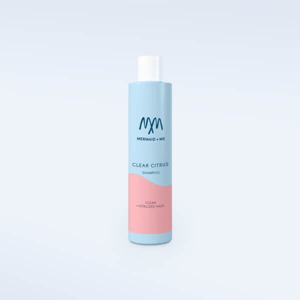 Mm Clear Citrus Shampoo